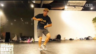 Chris Martin Workshop 编舞 《All That Matters》