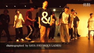 SAYA(VIGOROUS LADIES) At En Dance